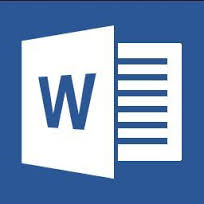 Logo Word 2013