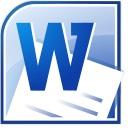 Logo Word 2010