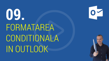 Formatarea Conditionala in Outlook