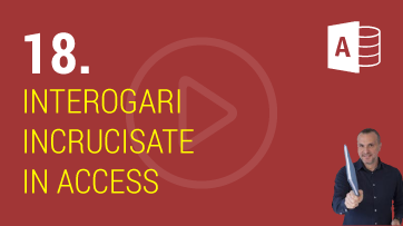 Interogari Incrucisate (CrossTab Querries) in Microsoft Access
