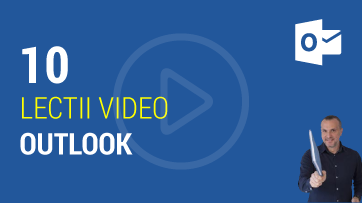 Lectii video Outlook