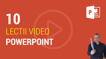 Lectii video PowerPoint