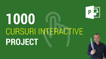 Cursuri Project interactive