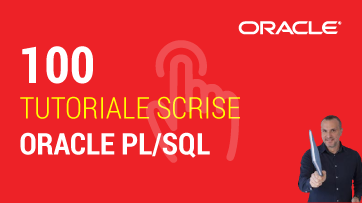 Tutoriale Oracle PL/SQL gratuite