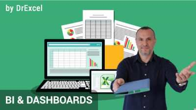 Curs online Microsoft Power BI & Dashboards pentru Excel si Power Desktop